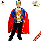 King costumes children kids Halloween king prince costumes for boys