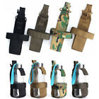 Tactical Molle Water Bottle Pouch Holder Carrier For Camping Hiking Hunting