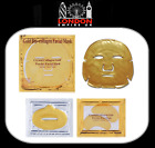 GOLD Collagen Crystal Face Masks Anti Ageing Skin Care PREMIUM QUALITY FAST DEL