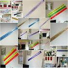 100mm x 1m Ribbon Banners any occasion, Welcome Home Bon Voyage Christening