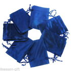 Wholesale 7x9cm Royalblue Jewelry Packing Pouch Wedding X-mas Favor Gift Bags