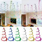 Nice-looking Swirl Hanging Decorations Baby Shower Birthday Wedding Party Supply
