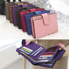 Women Girl's Short Wallet Small Credit Card Holder Coin Purse Organizer Pocket