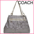 NWT COACH 14863 19291 GABBY SIGNATURE TOTE DIAPER BAG 2 color,