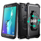 For Samsung Galaxy Note 5 Case Heavy Duty Hard Cover Belt Clip with Kickstand