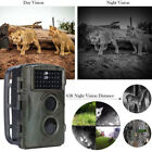 1080P HD Hunting Trail Animal IR Night Camera Infrared LED Lamp 12MP GSM MMS SG