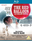 Alain Colomb Daunant, Denys...-Red Balloon/White Mane  (UK IMPORT)  Blu-ray NEW