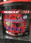 Muscle NH2 PROTEIN EXCEL Blend Muscle Mass Strength Recovery 5kg 11lbs 166 serv