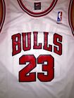 Michael Jordan Swingman Basketball Jersey 23 Chicago Bulls White Mens Stitched