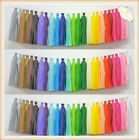5 PCS Tissue Paper Tassels Garlands Bunting Wedding Party Lantern Pompoms Decor