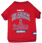 MLB Fan Pet Gear Dog Shirt Dog Tee for Dogs Puppy -PICK YOUR TEAM B