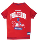MLB Fan Pet Gear Dog Shirt Dog Tee for Dogs Puppy -PICK YOUR TEAM BIG SIZE XS-XL