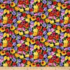 PETAL PARTY TULIP FLORAL QUILT SEWING FABRIC *Free Oz Post