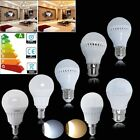 3W 5W B22 B15 E27 E14 LED Bulbs Globe Spot Light Cool Day Warm White Lamp Bright