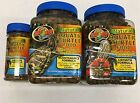 Zoo Med Natural Aquatic Turtle Food w/ added vitamins & Minerals Various Sizes