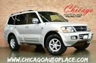 2001+Mitsubishi+Montero+LIMITED+4WD+LEATHER+HEATED+SEATS+PANO+ROOF