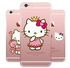 Hello Kitty Soft Tpu Silicone Case Cover Iphone 7 6 6s Plus 5 5s 5c 4 Samsung