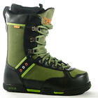 Celsius Hitchhiker Hunter Green Traditional Lace Men's Snowboard Boots NEW