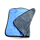 Car Auto Soft Cleaning Cloth Towel Drying Waxing Microfiber Polish Dust 3 Colors