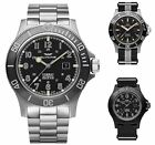 Glycine Men's 3951 Combat Sub Automatic 48mm 20 ATM Watch - Choice of Color image
