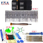 5 10 21 25 Repair Set Device Screwdriver Kit Fr Macbook Pro Air iPhone Smart Phone