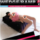 Other Sexual Wellness - Couple Loves Games Toys Inflatable Sex Pillow Cushion Aid Furniture 2Pcs Wedge