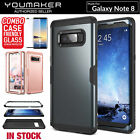 YOUMAKER® Samsung Galaxy Note 8 HEAVY DUTY Shockproof KickStand Case Cover