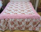 Modern Bed Spread Only Luxury Floral Bedding Various Designs Available