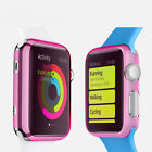 For Apple Watch Series 2 iWatch 2 38/42mm Clear TPU Case Protective Soft Cover