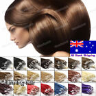 DIY Micro Ring Beads Loop Tip 100% Real Remy Human Hair Extensions 100S 200S AU