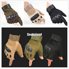 Military Airsoft Hunting Shooting Motorcycle Tactical Gloves Paintball Army SWAT