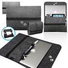 Smart Felt PAW Sleeve Case Cover with Bag for CHARGER / MOUSE for Apple MacBook