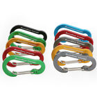 Outdoor Buckle Aluminum Alloy Carabiner Camping Buckle Key Chain Backpack Hook