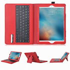 """Apple New iPad Pro 12.9"""" 2017 Tablet Case Cover Keyboard Ultra-Thin DETACHABLE"""