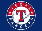 Texas Rangers Printed Vinyl Decal Sticker for Car Truck Cornhole Phone
