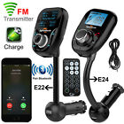 Wireless Bluetooth 4.0 Car MP3 Player FM Radio Transmitter LCD USB Charger Kit