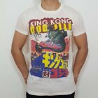 KING KONG VS GODZILLA JAPANESE SCIENCE FICTION KAIJU FILM MOVIE POSTER T-SHIRT