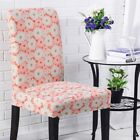USA 1X Stretch Short Removable Dining Room Office Stool Chair Cover Slipcover