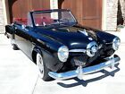 1950+Studebaker+Champion+Regal+Deluxe+Bullet+Nose+Convertible