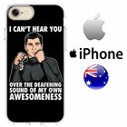 Case Cover Silicone Sterling Archer ISIS Inteligence Funny Quote Lana AUS