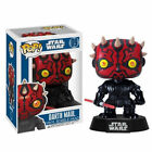 Exclusive Pop Star Wars: Darth Maul Bobble Head Action Figure Collectible Toy #9 $15.11 CAD