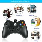 1-20Pcs  Wired USB Game Pad Controller For Microsoft Xbox 360 PC Windows LOT BT