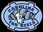 North Carolina Basketball Printed Vinyl Decal Sticker for Car Truck Phone