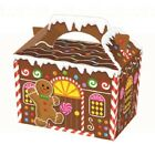 GINGERBREAD HOUSE CHRISTMAS FOOD BOXES PARTY BAG FILLERS PARTY BAGS SUPPLIES