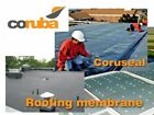 Rubber Roofing Membrane CORUSEAL - 1.5m W x 1.15mm T - CHOOSE YOUR LENGTH