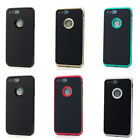 Lot/6 Wired Finish Hybrid Case for iPhone 8 Plus Wholesale