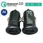 Quick Charge 3.0 car charger 5V/9V/12V  intelligent output for sumsung iphone