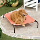 Elevated  Bed for your Dog & Cat with Knitted Fabric By Coolaroo