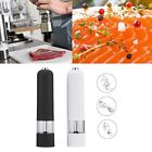 Electric Salt & Pepper Spices Herbs ABS Mill Grinder Light Ceramic Rotor HP
