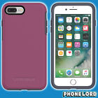Genuine OtterBox Symmetry case cover iPhone 8 Plus Tough Mixed Berry Jam Red